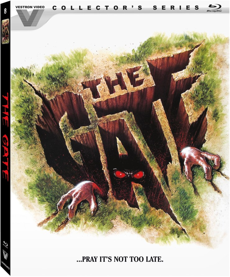 gate blu ray - Vestron Video Opens The Gate on Blu-ray!