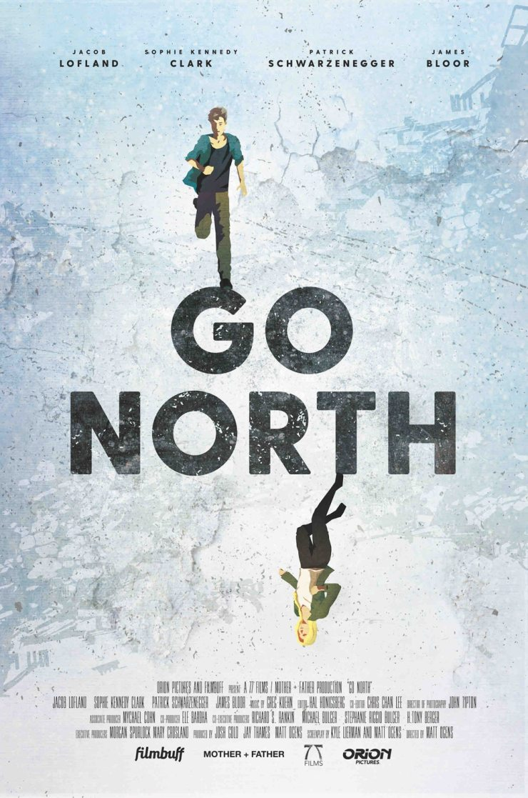 gonorth - Go North for a VR Experience