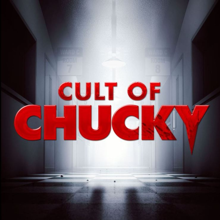 cult of chucky title - Cult of Chucky - Bloody First Image!