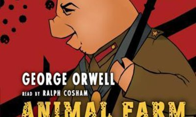 Animal farm - The Best Dystopian Novels that Could Predict our Future World