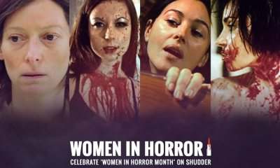 Women In Horror Collection - Shudder Celebrates Women in Horror Month with A Woman's Touch Collection