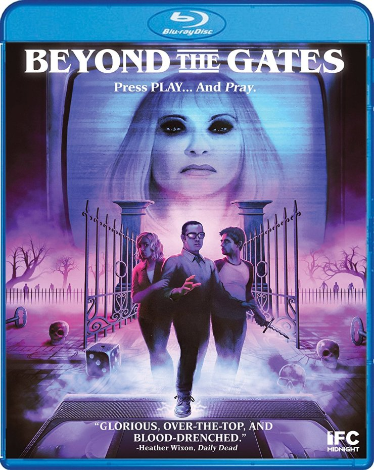 beyond the gates blu ray - Go Beyond the Gates Again; Taking Cues from Elm Street 4
