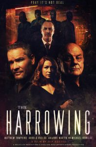 harrowing 197x300 - The Harrowing Starring Michael Ironside and Arnold Vosloo Premiered at EFM