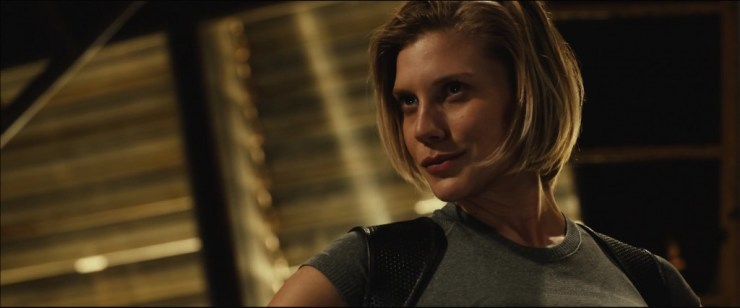 katee sackhoff - Katee Sackhoff Goes Deep into Origin Unknown