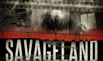 savageland poster s - Go Off the Grid with the Savageland Trailer, Poster, and Another Clip