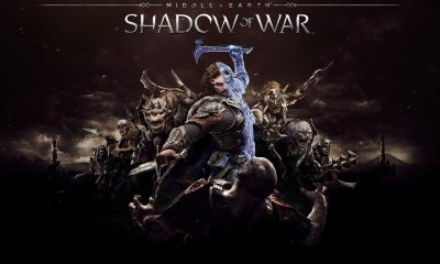 shadow of war 1 - The World of Men is Ending in Middle-earth: Shadow of War Announcement Trailer