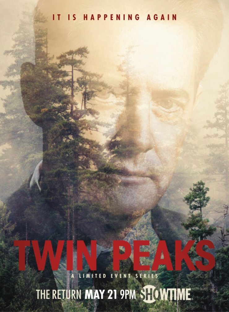 """twinpeaksshowtimeposterdale - Twin Peaks """"Missing"""" Posters Show Up in Australia: Here's What Calling the Number Gives You"""