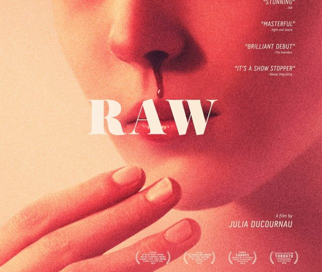 Raw Onesheet 203x Killer Horror Movies Directed By Women