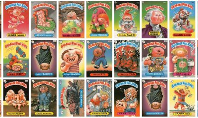 garbagepailkidsbanner - 30 Years of Garbage: The Garbage Pail Kids Story Gets Theatrical and Home Video Release Dates