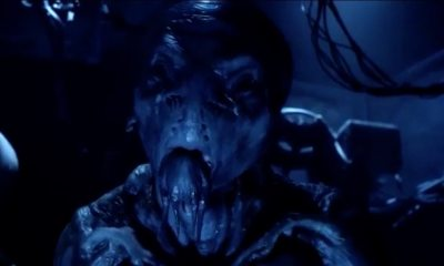 therecallbanner - Wesley Snipes Sci-fi/Thriller The Recall Releases New Teaser Trailer