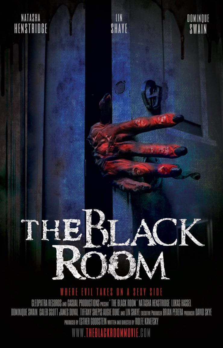 black room 1 - The Black Room - Exclusive Clip with Lin Shaye and Dominique Swain