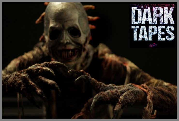 dark tapes 4 - Exclusive Guest Blog: Vincent Guastini - V.G.P.  Effects & Design Studio New Projects - Aftermath, Dimension 404, and Vincent's Directing Debut of The Dark Tapes