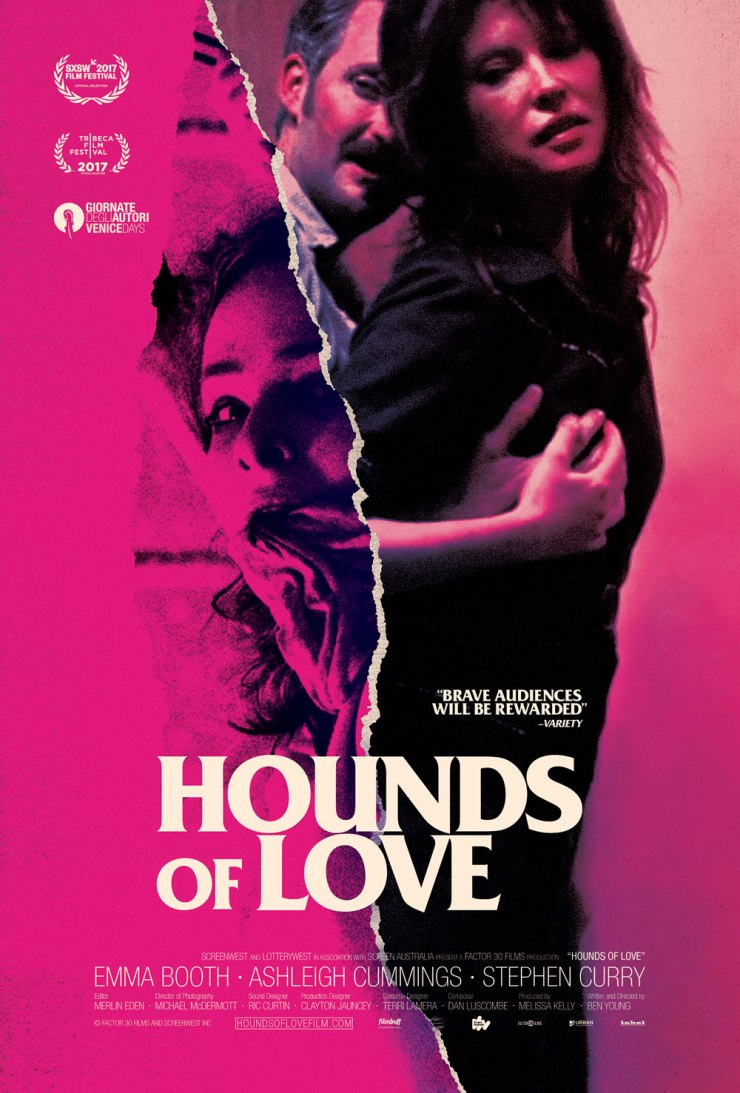 houndsoflove Poster - Elegy - Unleashing the Hounds of Love with Melissa Kelly