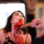 poolpartymassacrestill3 - The First Pool Party Massacre Trailer Is a Gleeful Explosion of Blood and Guts