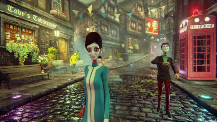 wehappyfewscreenshot 1024x576 - Exclusive: We've Got a Rough Timetable for the Final Release of We Happy Few