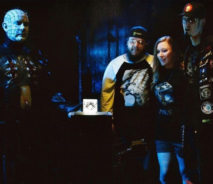 Doug Pinhead 4 - The Pinhead Experience - See Fans Raising Hell With Doug Bradley