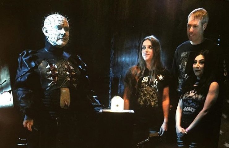 Doug Pinhead 6 - The Pinhead Experience - See Fans Raising Hell With Doug Bradley