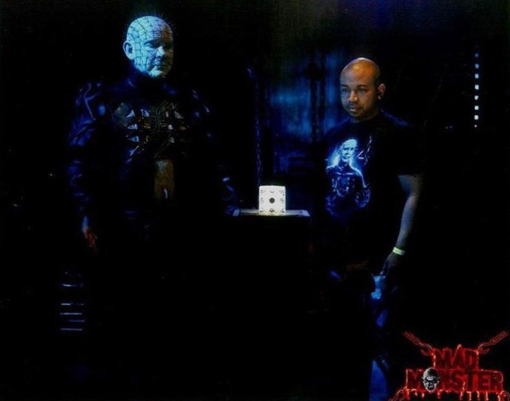 Doug Pinhead 9 - The Pinhead Experience - See Fans Raising Hell With Doug Bradley