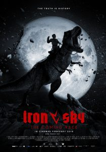 Iron Sky The Coming Race Poster 210x300 - Iron Sky 3: The Ark Starring Udo Kier and Andy Garcia Now Filming in China