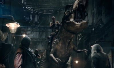 ironsky2banner - Hitler Rides a T-Rex in the Trailer For Iron Sky: The Coming Race