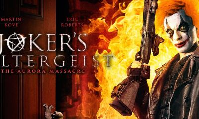 jokers poltergeist2 1 - Sony Releases Joker's Poltergeist with Eric Roberts and Dustin Diamond on DVD/VOD
