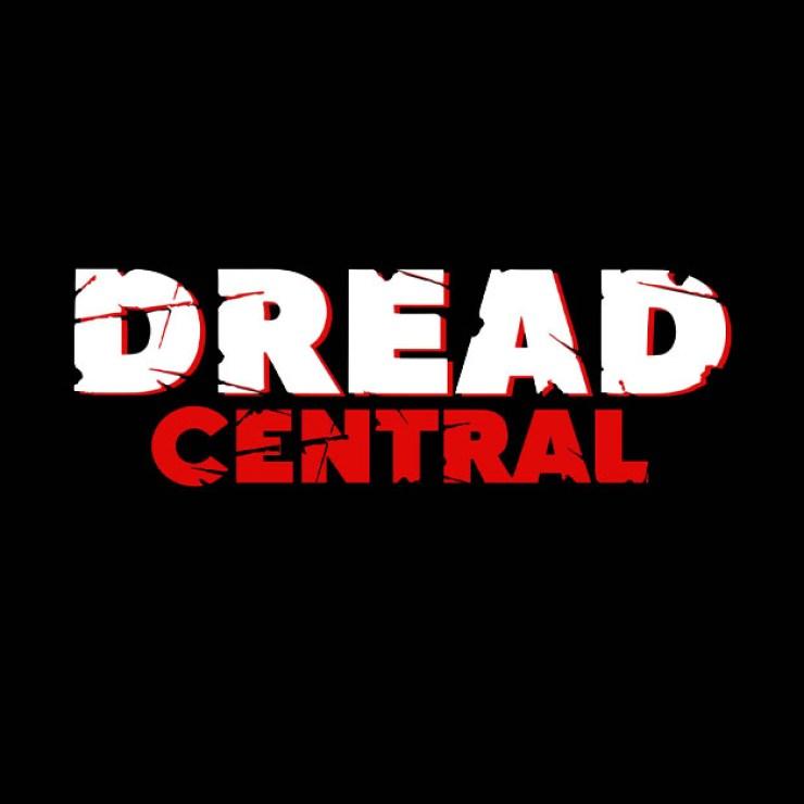 monstercharitymarsattacks - Frankenstein's Monster Busts Used to Recreate Judge Dredd, Iron Maiden's Eddie, and More