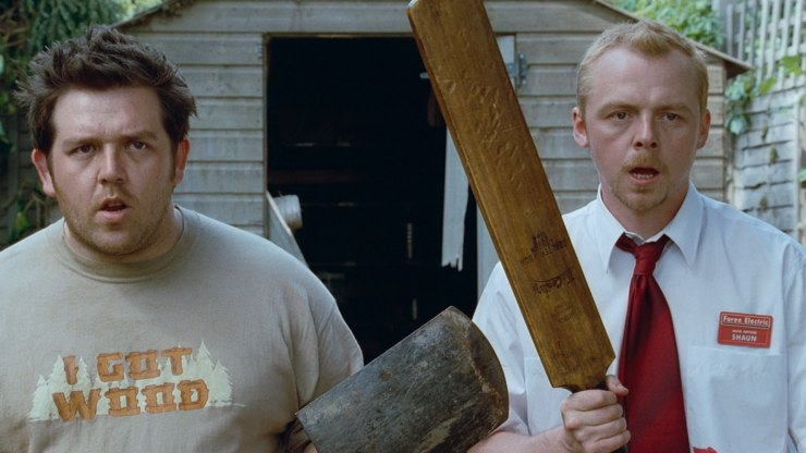 shaunofthedeadbanner - Special Shaun of the Dead Outdoor Zombie Screening Announced for Los Angeles