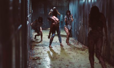 theschool2 - Supernatural Horror Film The School Wraps Principal Photography