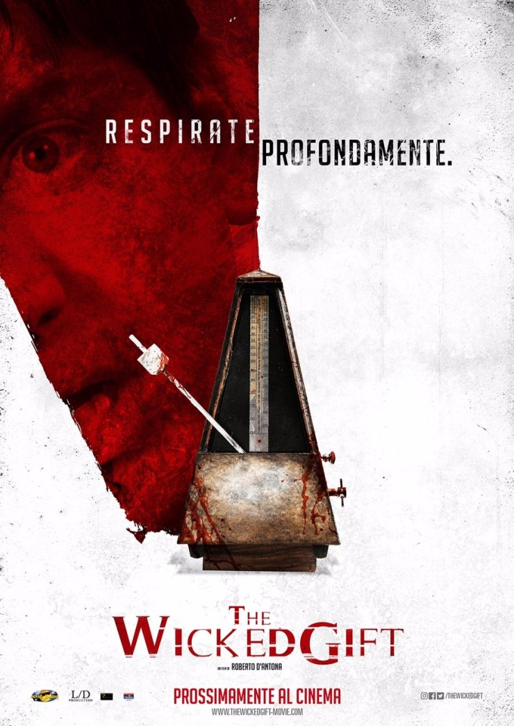 TheWickedGift TeaserPoster2b - Here Are Two Posters For The Italian Horror Film The Wicked Gift