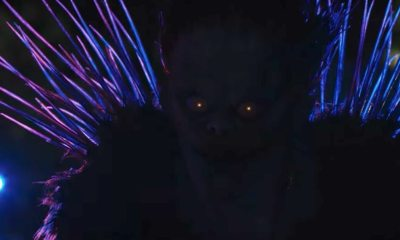 deathnoteryukbanner - Death Note Featurette Tackles Willem Dafoe's Ryuk