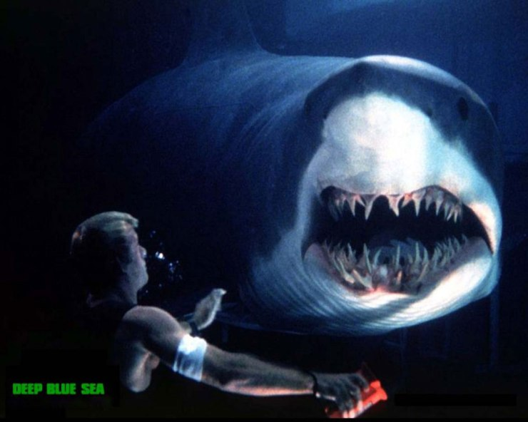 deep blue sea - Deep Blue Sea Sequel Filming Now!