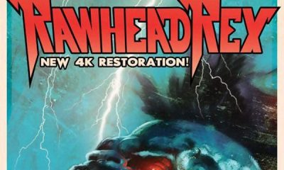 Rawhead4K s - DVD and Blu-ray Releases: October 17, 2017