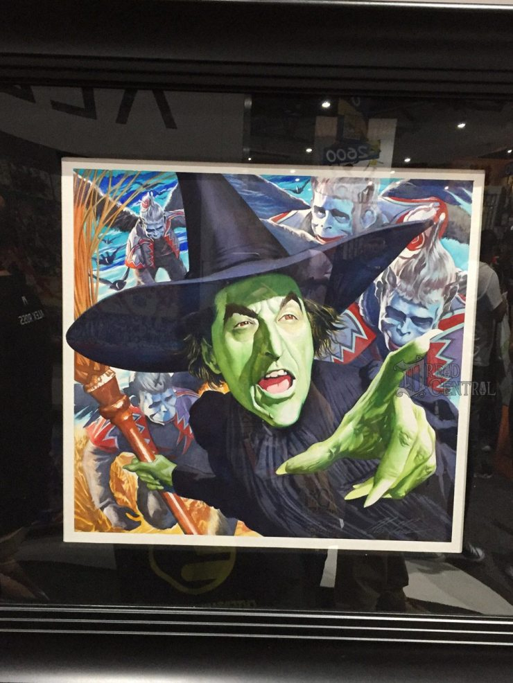 alex ross 8 - #SDCC17: Alex Ross' Universal Monsters Artwork Steals the Show