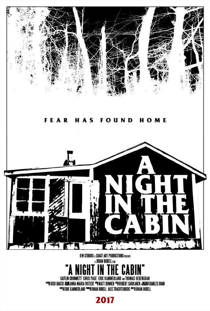 anightinthecabinposter - Sweden Takes on the Slasher Genre With A Night in the Cabin