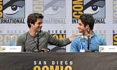 sdcc17 teen wolfpanel - #SDCC17: Teen Wolf Takes a Final Bow; New Trailer Brings an Army to Town