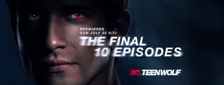 teenwolf final10eps banner - #SDCC17: Teen Wolf Takes a Final Bow; New Trailer Brings an Army to Town