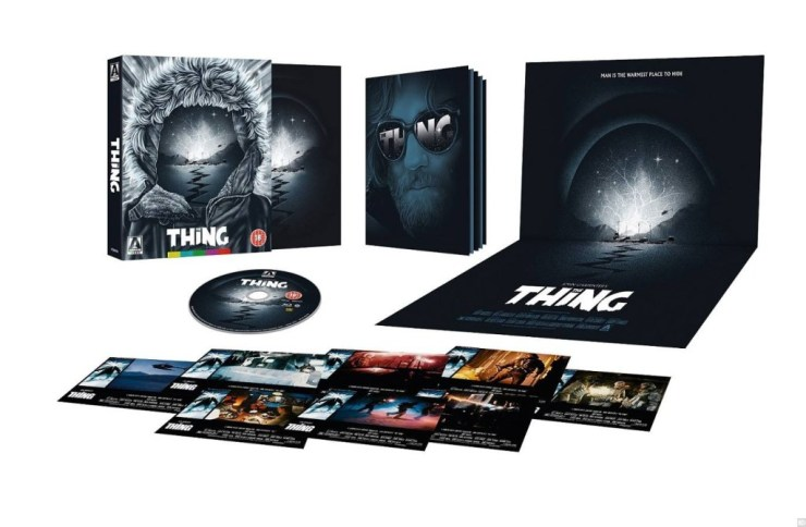 thing 3 - John Carpenter's The Thing - Arrow Reveals Stunning New Artwork!