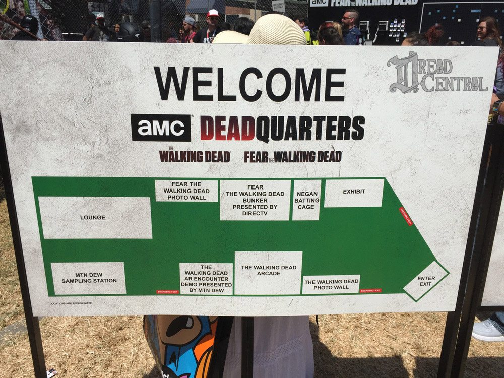twd dq 12 - #SDCC17: We Took on The Walking Dead Encounter and Lived to Tell About It!