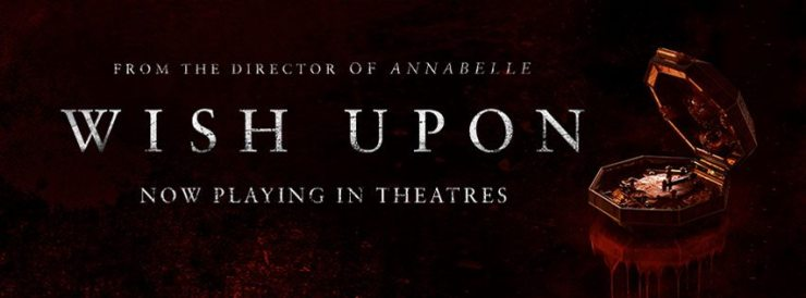 wishupon nowplaying - Wish Upon Set Visit Report - Hear from Stars Joey King, Shannon Purser, and Sydney Park and Director John R. Leonetti