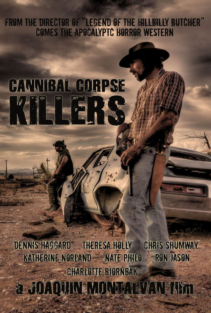 Cannibal Corpse Killers poster 110 - Exclusive Pics from Cannibal Corpse Killers