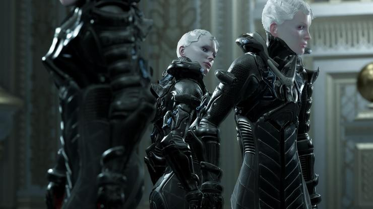 ECHO Echoes 1501059816 - Former Hitman Devs Working on Space Horror Game ECHO