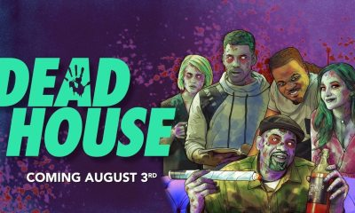 deadhousebanner - Exclusive: King Bach Brings Zombie Reality to Life in Dead House