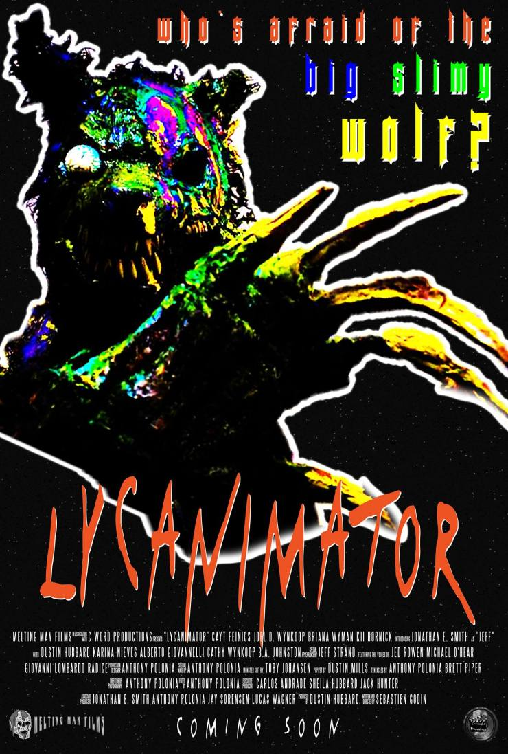 lycanimator poster - Lycanimator - Exclusive Trailer Premiere