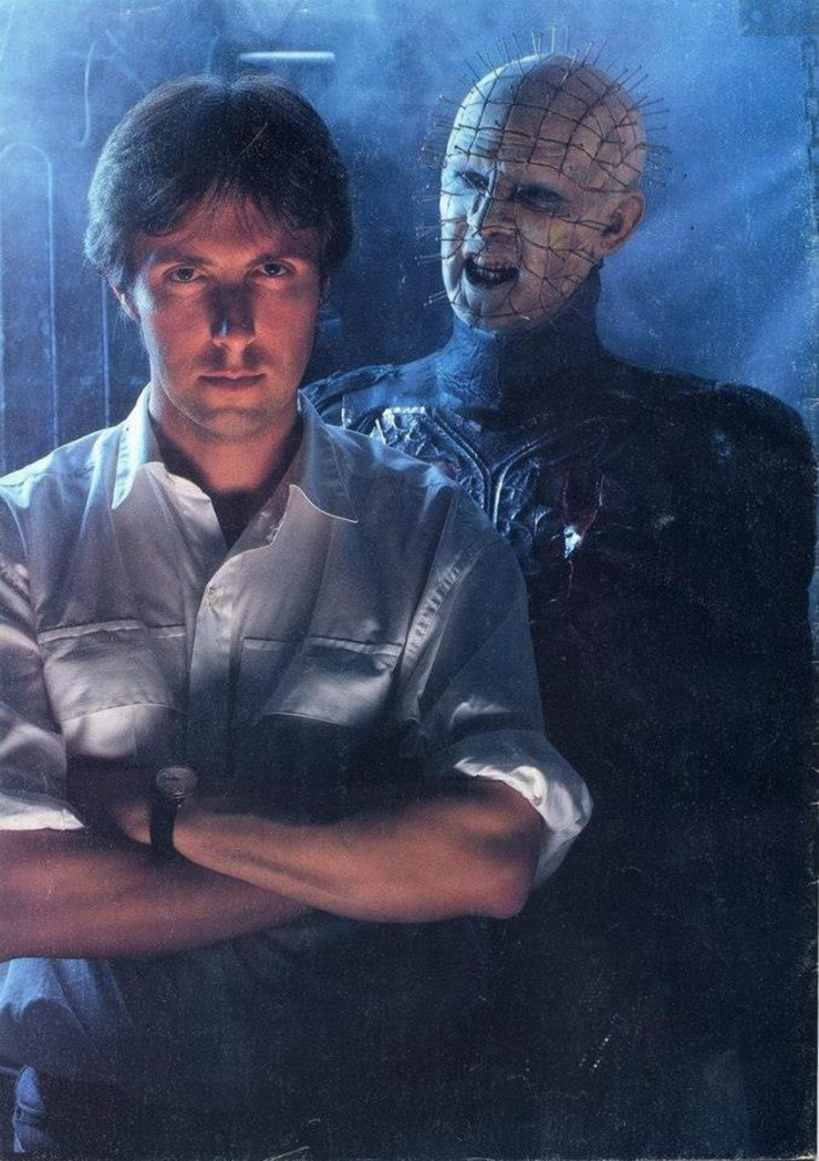 HR 4 - Clive Barker Has Such Sights to Show You: Hellraiser (1987) - 30 Years of Pleasure and Pain [Part 1 of 2]
