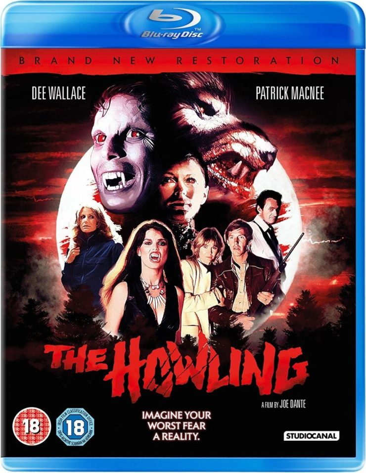 The Howling UK Blu ray 1024x1323 - Celebrate The Howling UK Blu-ray Debut with a Cut to Shreds Clip!