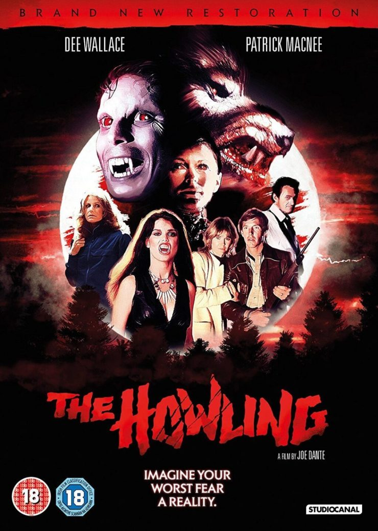 The Howling UK DVD 1024x1437 - Celebrate The Howling UK Blu-ray Debut with a Cut to Shreds Clip!