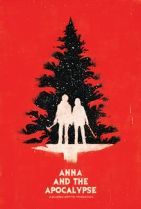 annaandtheapocalypseposter 203x300 - Jonathan Barkan's Best Horror Films of 2017