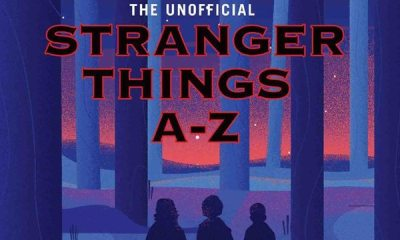 stranger things a z s - Unofficial Companion Book Stranger Things A-Z Arriving on Halloween