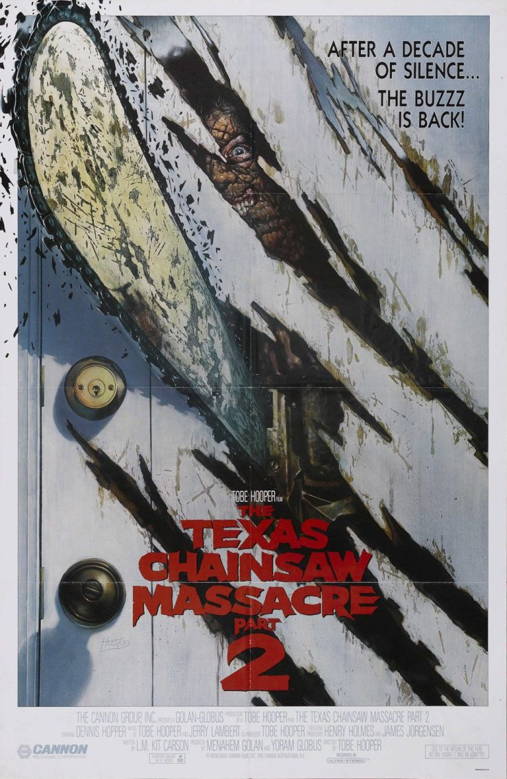 texas chainsaw massacre 2 poster - A Look Back at The Texas Chain Saw Massacre Part 1