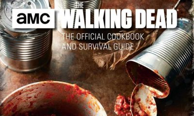 walkingdead cookbook s - AMC and Insight Editions Releasing The Walking Dead: The Official Cookbook and Survival Guide in October